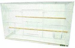 N1 Клетка-вольер для попугая, 76*45*45, укомплектованная. - Юг-market